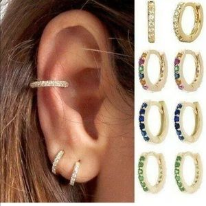Hoop earrings!